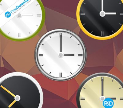 5 Different Clocks PSD Design