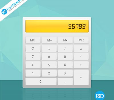 Calculator PSD Design