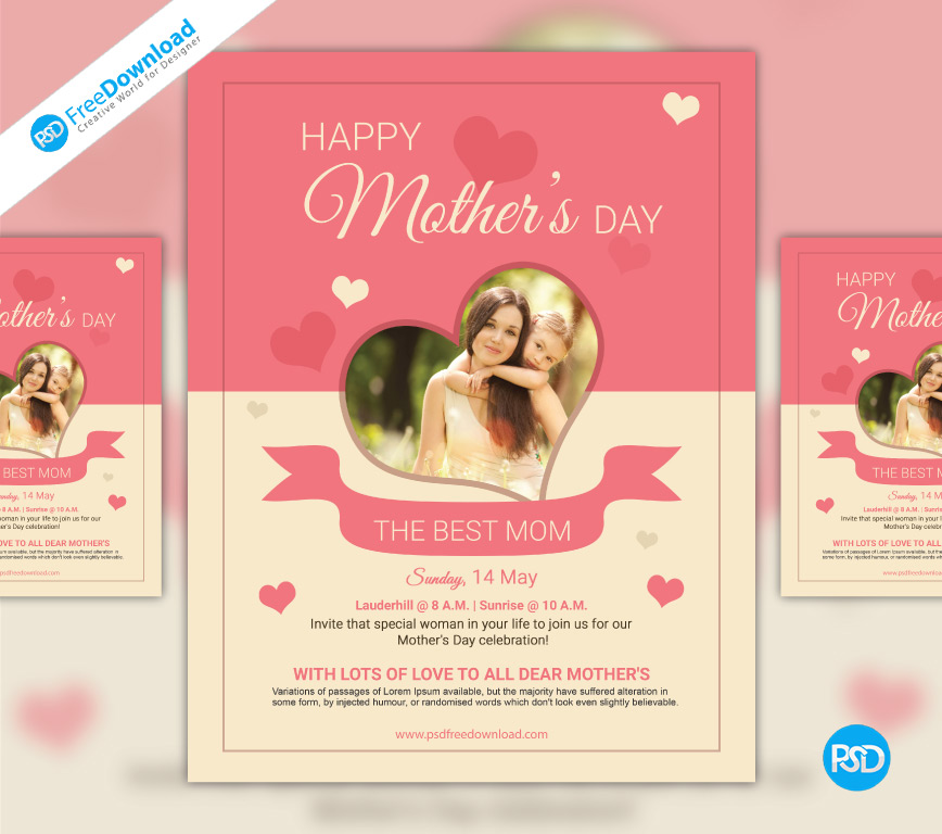 MothersDayFlyer, MothersDay, background, barcode, blank, brochure, Business, card, celebration, design, event, family, floral, flower, flyer, flyers, folded, gift, greeting, happy, heart, holiday, illustration, invitation, love, mom, mother, mothers day, open, paper, party, photoshop, pink, postcard, psd, template, templates